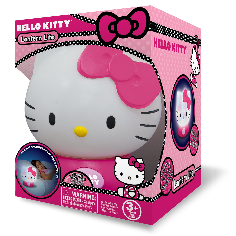 Amazon Tech 4 Kids Hello Kitty Lantern Light Toys Games
