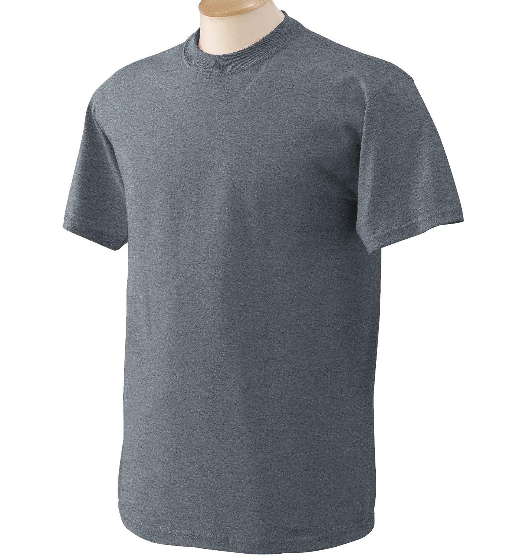 (ギルダン) Gildan メンズ ヘビーコットン 半袖Tシャツ トップス カットソー 定番 男性用 B009LK2BVG 4L|チャコールグレー チャコールグレー 4L