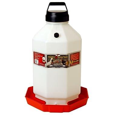 MIller Little Giant 7 Gallon Poultry Waterer Fount - The Best