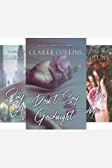 Say Anything (3 Book Series) Kindle Edition