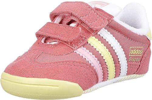 adidas Originals Learn2Walk Dragon Crib, Chaussures premiers pas bébé fille