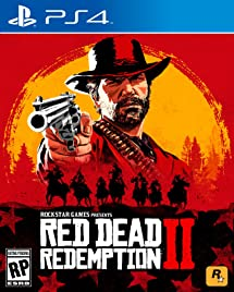 red dead redemption 2 ps4 game code