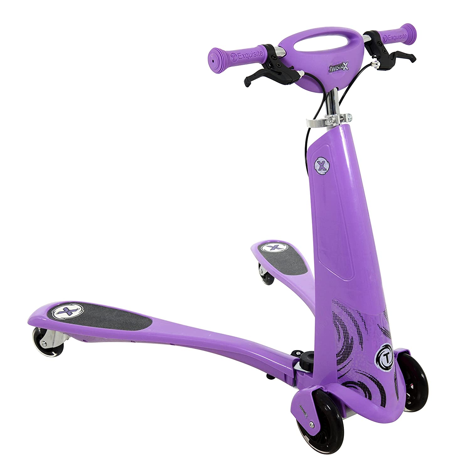 Twista X Children/'s Kids Motion Propelled Ride On Scooter From 3 Years Old