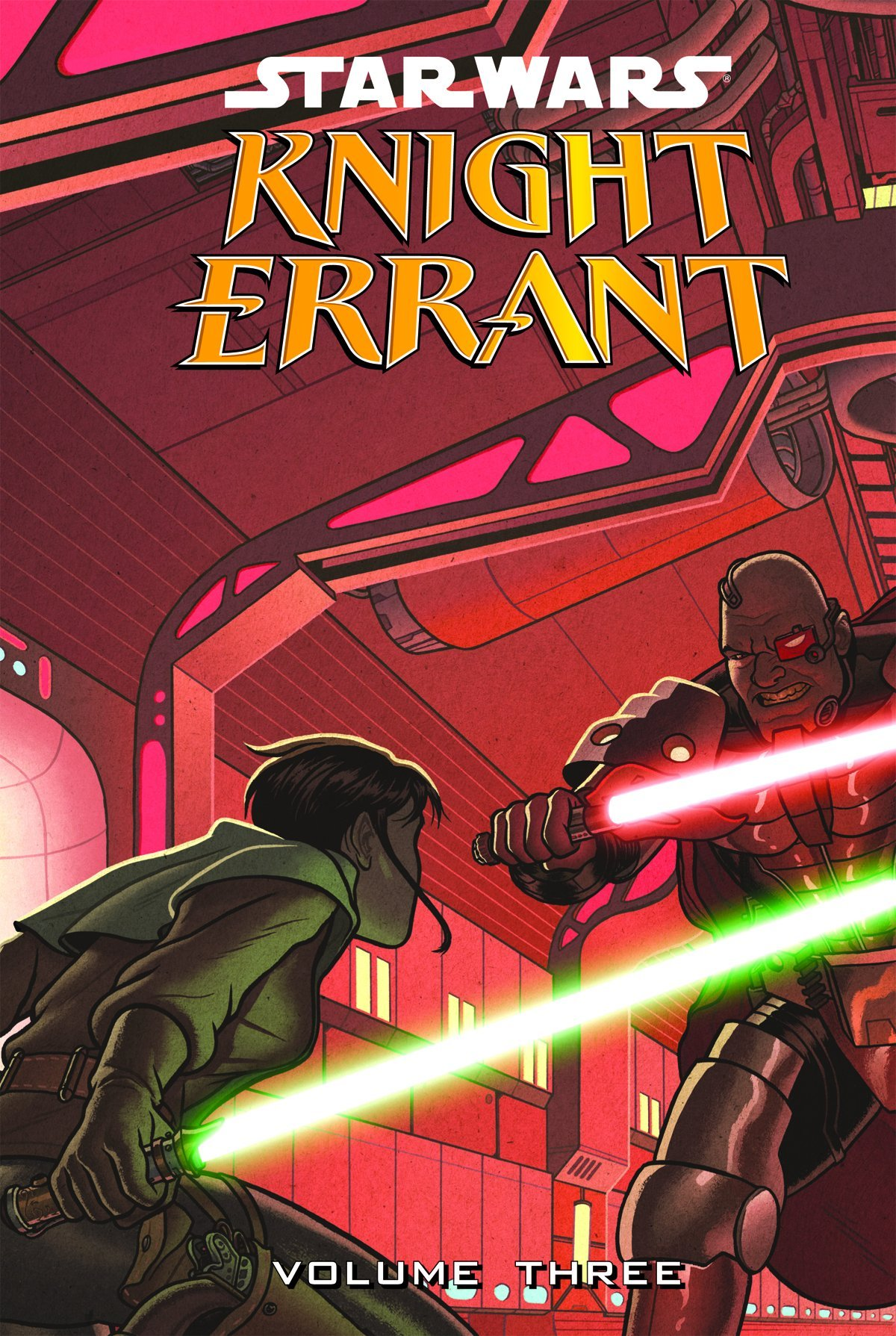 Download Knight Errant Volume 3: Aflame (Star Wars: Knight Errant) PDF