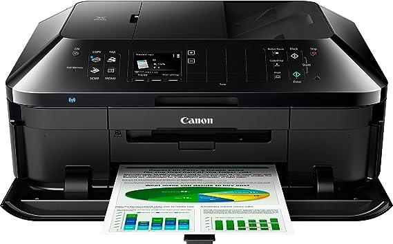 Canon PIXMA MX925 - Impresora multifunción (Inyección de Tinta, Colour, Colour, 15 ppm, 10 ppm, 9600 x 2400 dpi) Color (Importado)