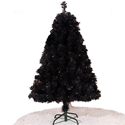 4 Foot Christmas Tree.Amazon Com Black Christmas Tree 4 Feet 218 Tips Encryption