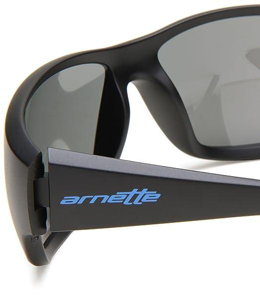Arnette Cheat Sheet Gafas de Sol, Hombre, Matte Black, 62: Amazon.es: Ropa y accesorios
