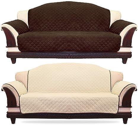 Amazon Com Sofa Cover Reversible Furniture Protector Sofa
