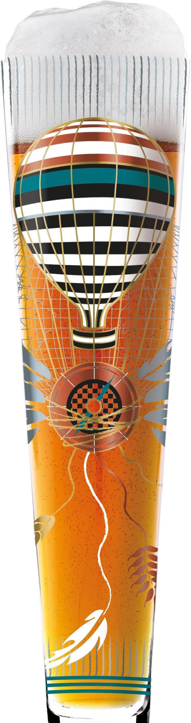 /Vaso RITZENHOFF 1060230/Black Label/ Multicolor 3,5/x 3,5/x 11,3/cm