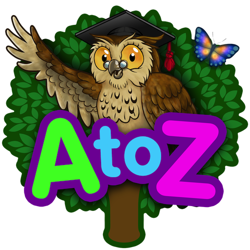 A To Z   Mrs  Owls Learning Tree