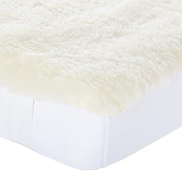 Amazon Com Snugglewool Lambs Wool Pad Crib 28 L X 52 W Crib