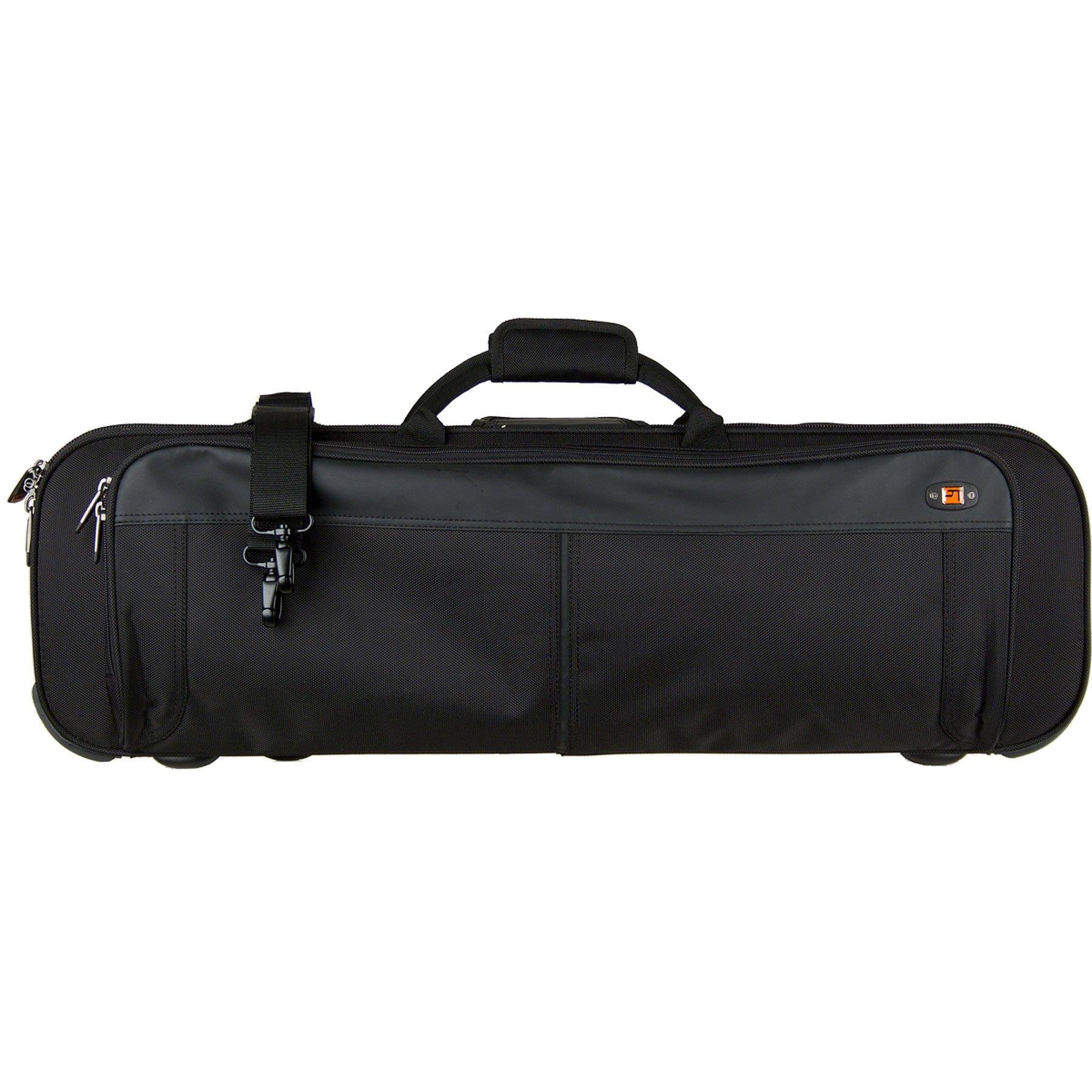 Protec Deluxe 4/4 Violin PRO PAC Case - Black Interior by ProTec (Image #1)