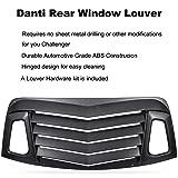 Danti Rear and Side Window Louvers Sun Shade