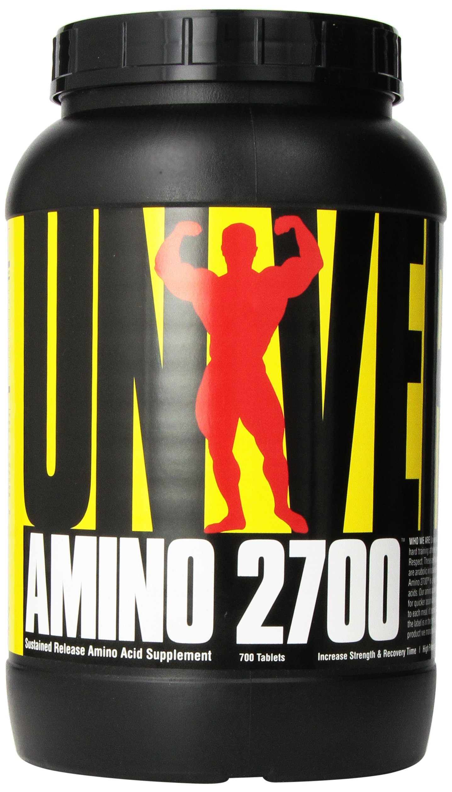 Universal Nutrition Amino 2700, 700 Tablets