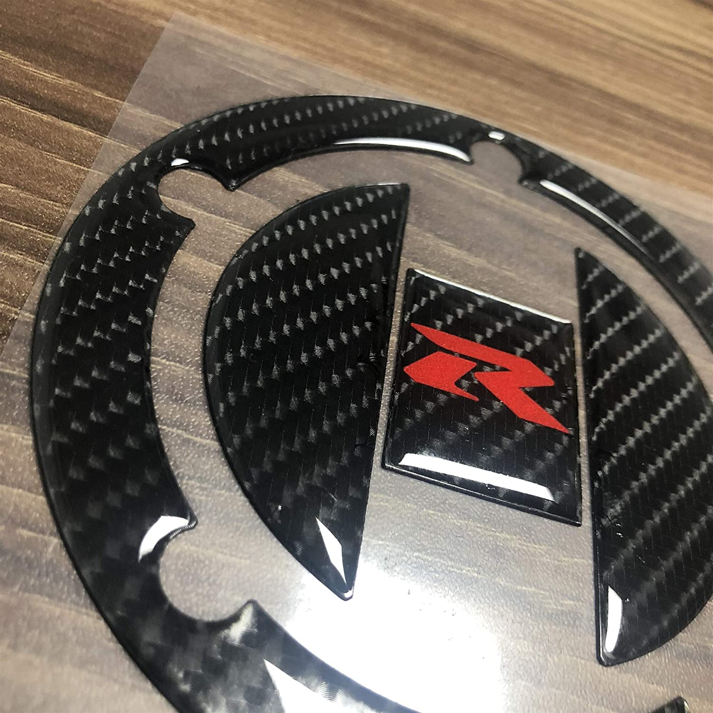 3d Carbon Faser Behälter Auflage Filler Abdeckung For Suzuki Gsxr Gsxr 600 Gsxr 750 Gsxr 1000 K1 K2 K3 K4 K6 K7 K8 K9 Hayabusa Gsx1300r Color Carbon Fiber Auto
