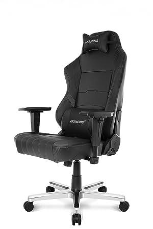 De 53 CuirNoir50 X Meraki Chaise BureauFaux Cm 25 Akracing BodCxWer