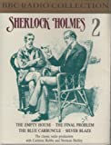 Sherlock Holmes 2: The Blue Carbuncle/Silver Blaze/The Final Problem/The Empty House (BBC Radio Collection)