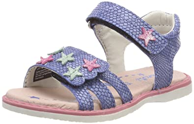 Lurchi »Lulu« Sandale, mit Sternenapplikationen, grün, mint