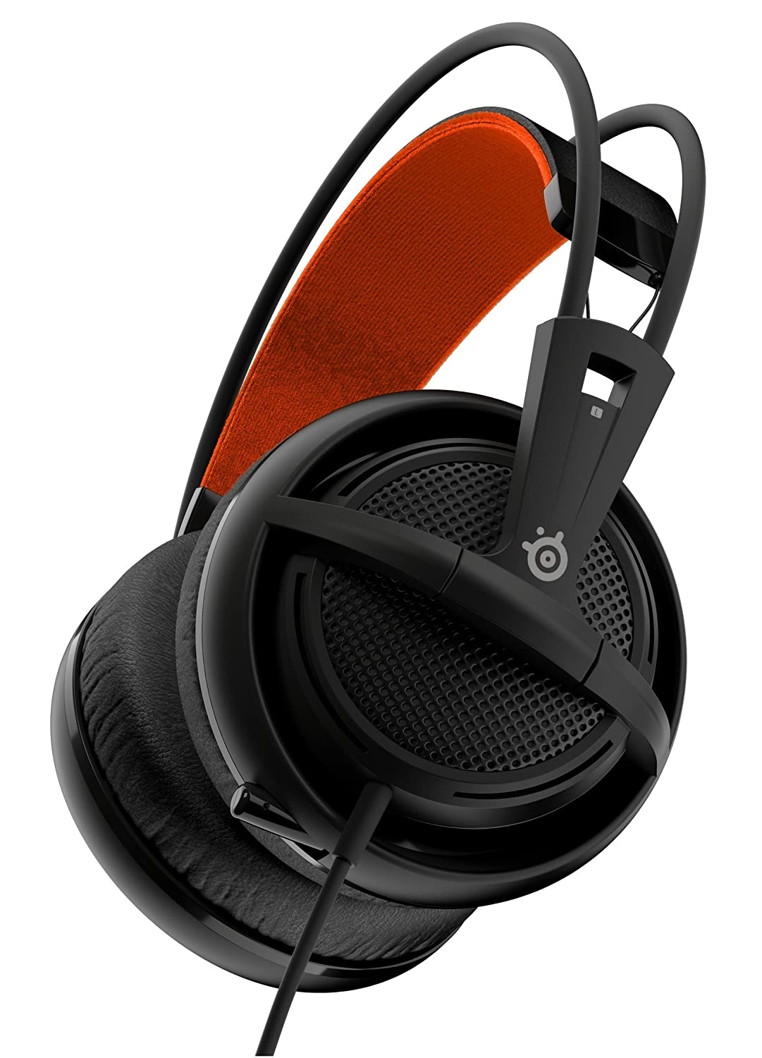 Steelseries Siberia 200 Gaming Headset Black Formerly Logitech G231 Prodigy V2 Computers Accessories