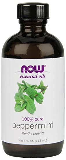 Now Peppermint Oil 4 oz