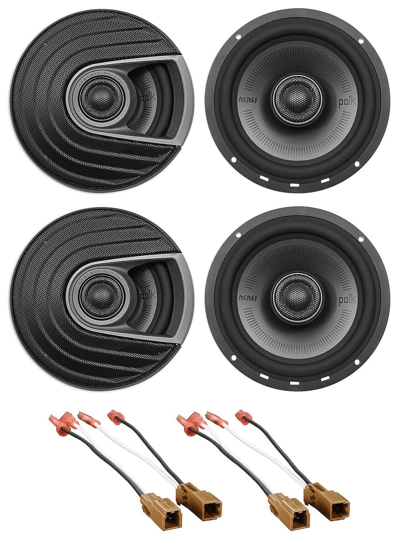 """Polk Audio Front Door 6.5/"""" Speaker Replacement For 2013-2015 Nissan Altima Sedan"""