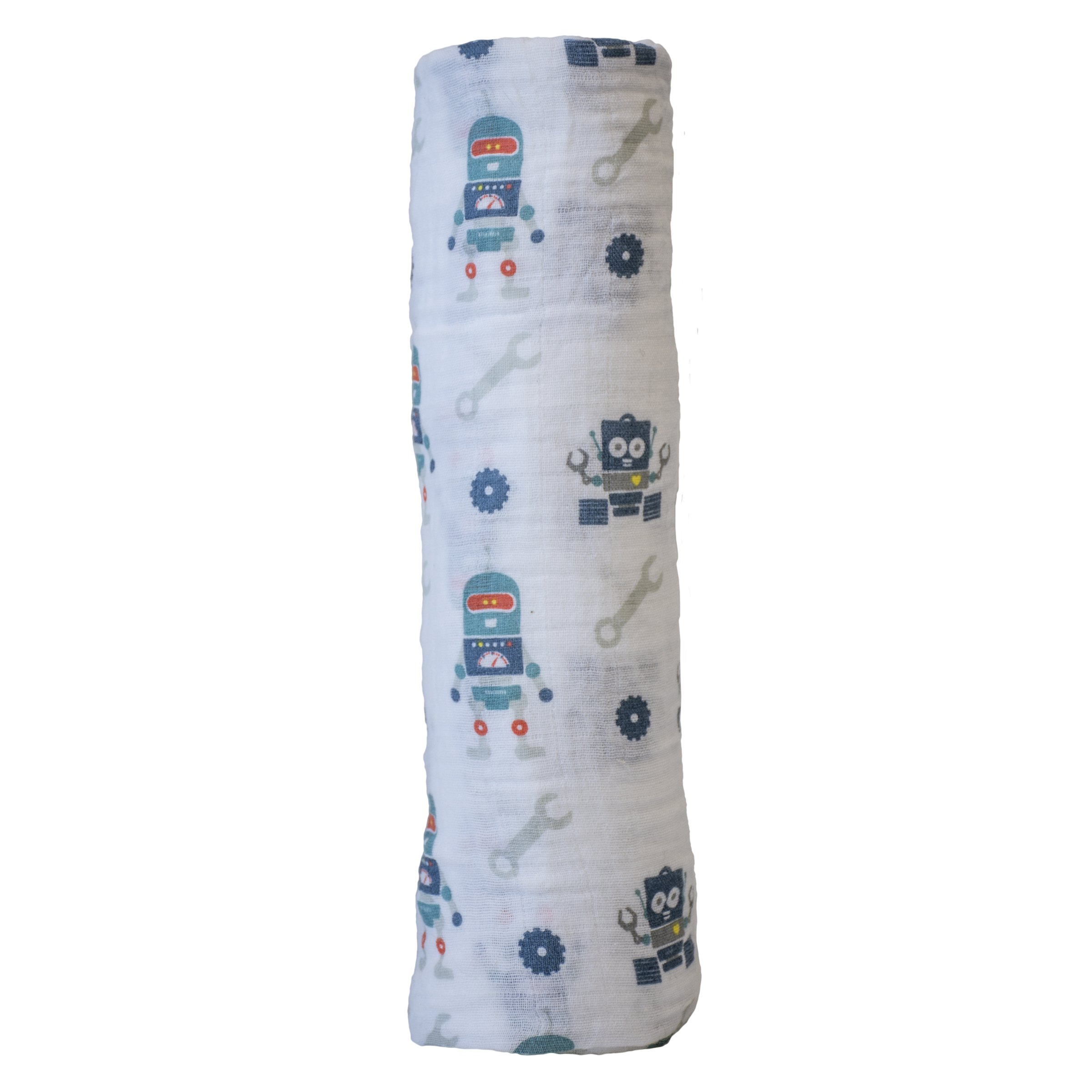 Amazon Com Lulujo Baby Muslin Cotton Swaddling Blanket