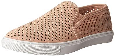 Steve Madden Women's Elouise Fashion Sneaker, Pink, ...