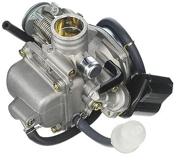 Amazon com: New Carburetor Carb for KEIHIN 24mm Carburetor