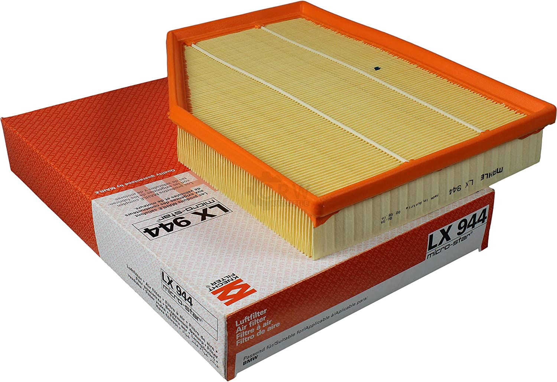 MAHLE//KNECHT Inspektionspaket Filter Set SCT Motor Flush Motorsp/ülung 11606469