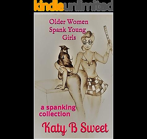 Older woman spanks boy bare xxx photo