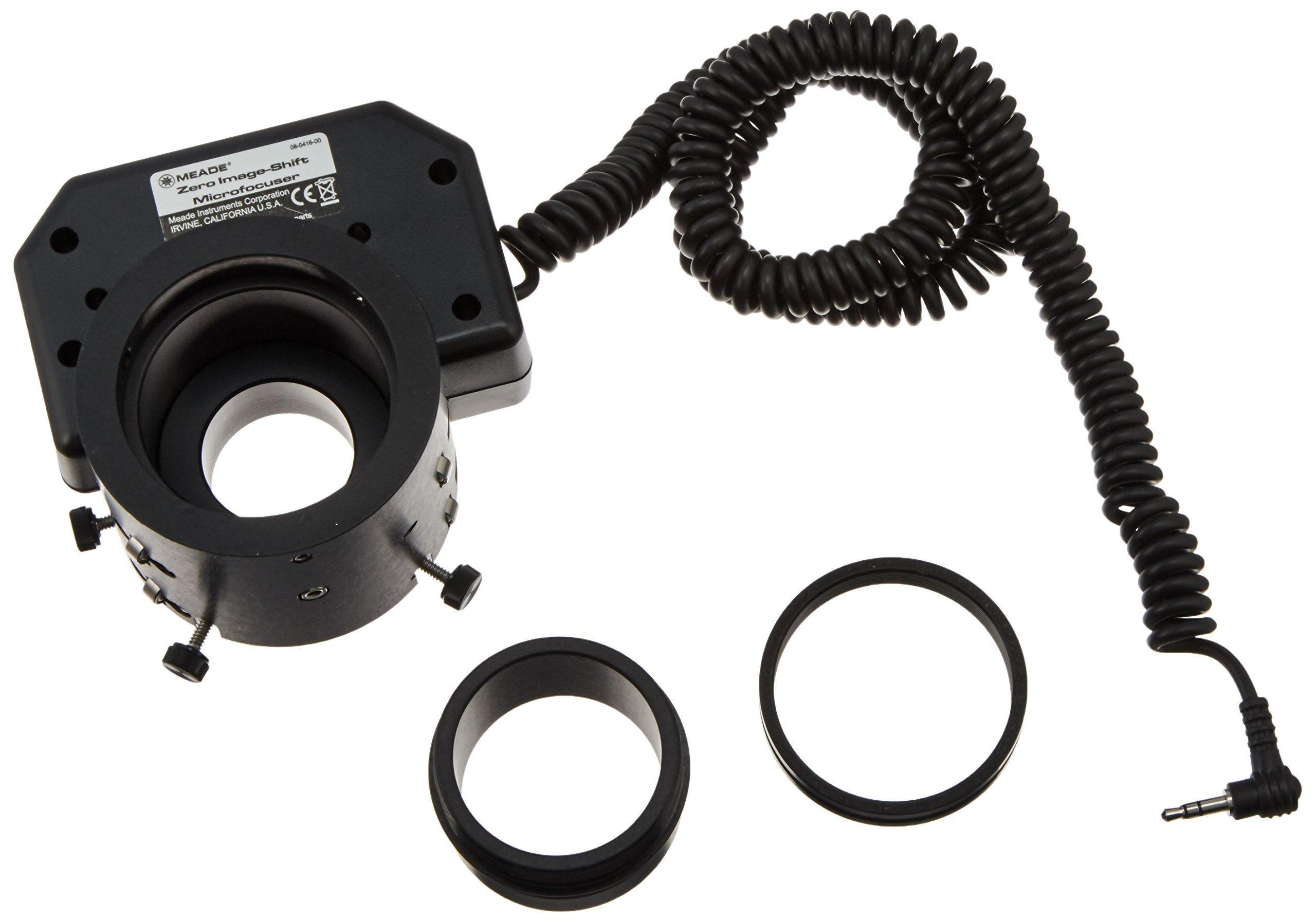 Meade Instruments 07080 Zero Image Shift-Electronic Micro-Focuser by Meade Instruments