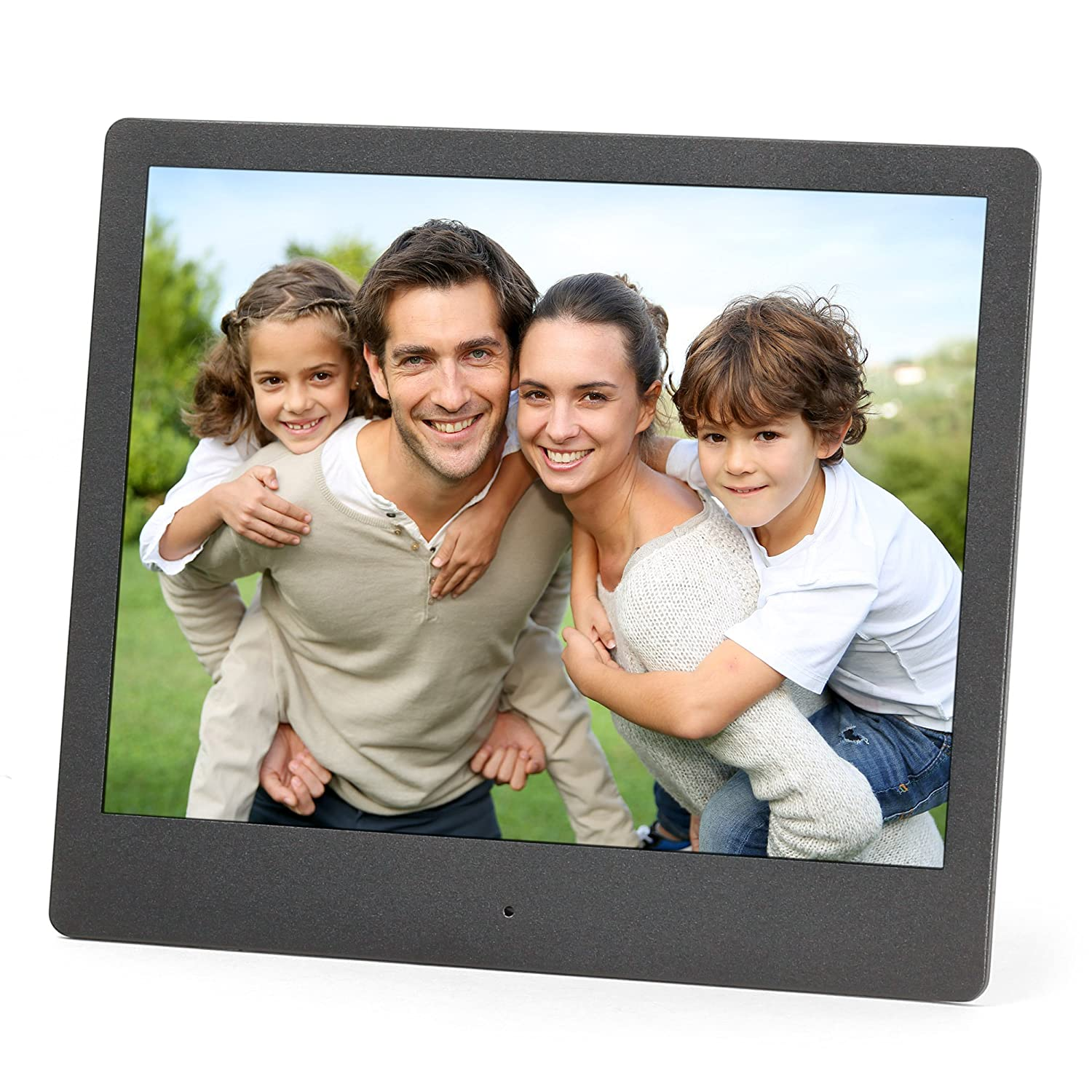 micca neo series 8 inch natural view digital photo frame with ultra slim design m803a