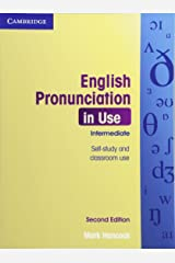 English Pronunciation in Use Intermediate with Answers Paperback