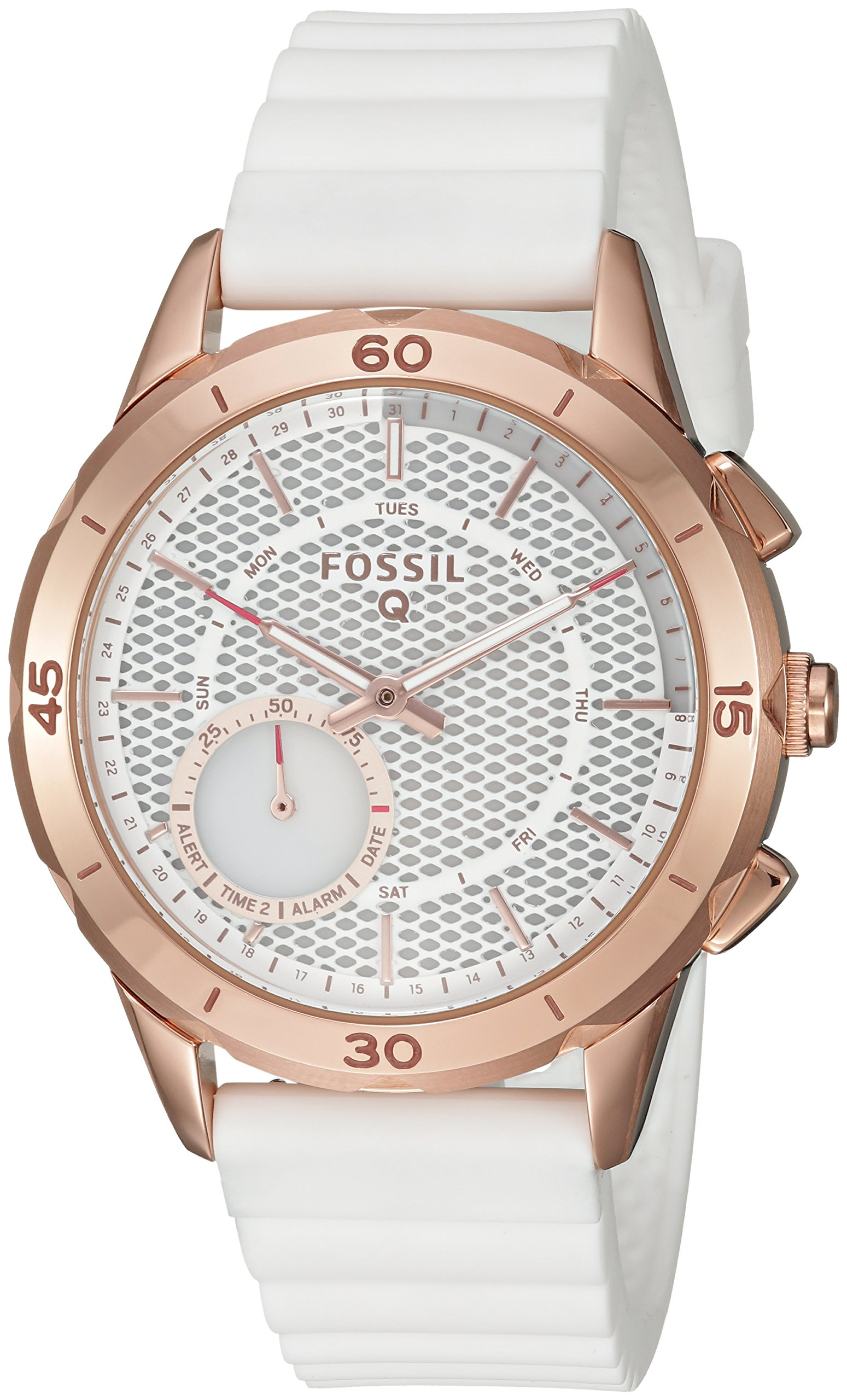 Fossil Hybrid Smartwatch - Q Modern Pursuit White