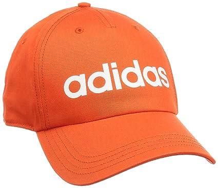 adidas Neo Daily Cap Gorra de Tenis, Hombre, (Energi/Blanco),
