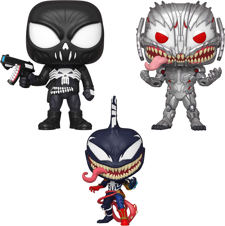 Ultron Multicolor Funko Pop Marvel: Marvel Venom