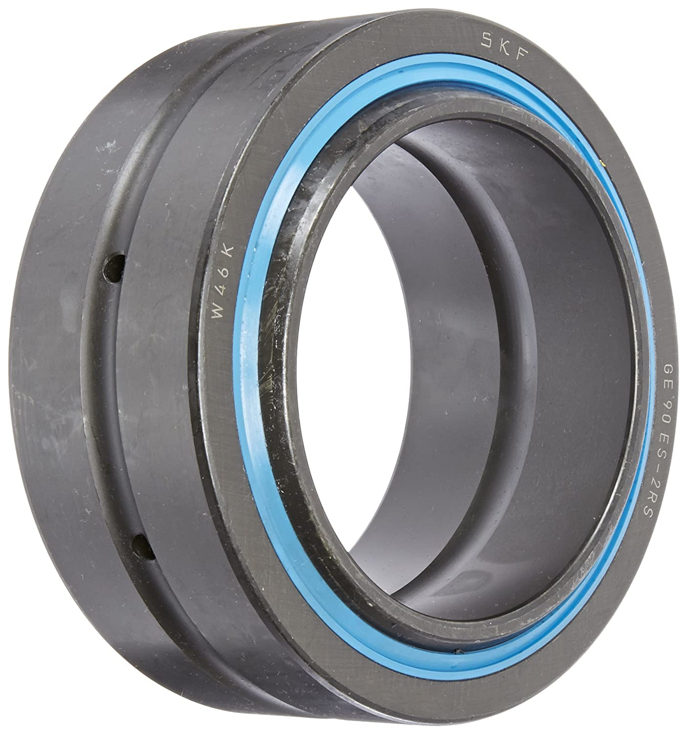 40mm Outer Ring Width 93mm Inner Ring Width 60mm Bore Double Sealed 105mm OD SKF GEH 60 ES-2RS Spherical Plain Bearing