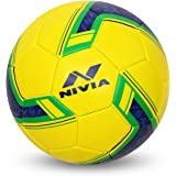 Nivia Spinner Machine Stitched Football