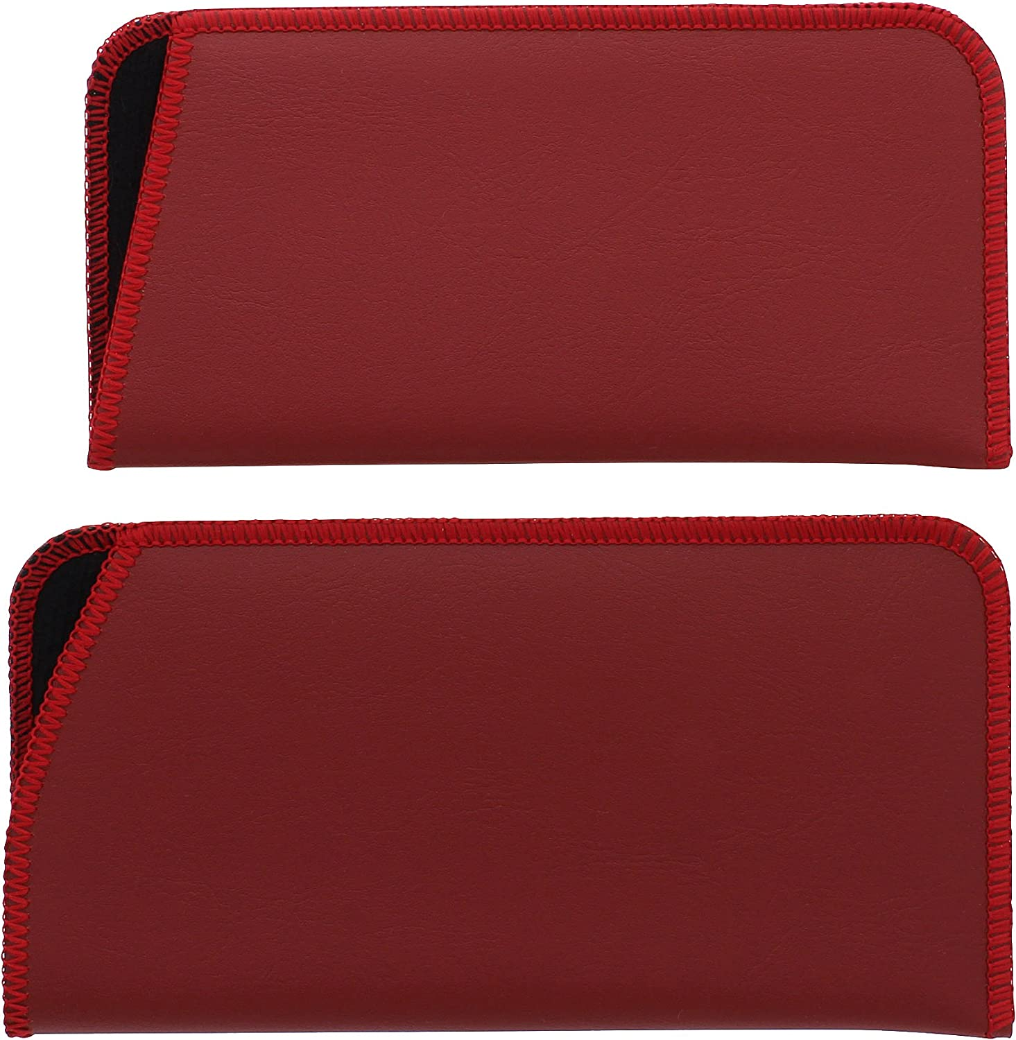 2 Pack Faux Leather...