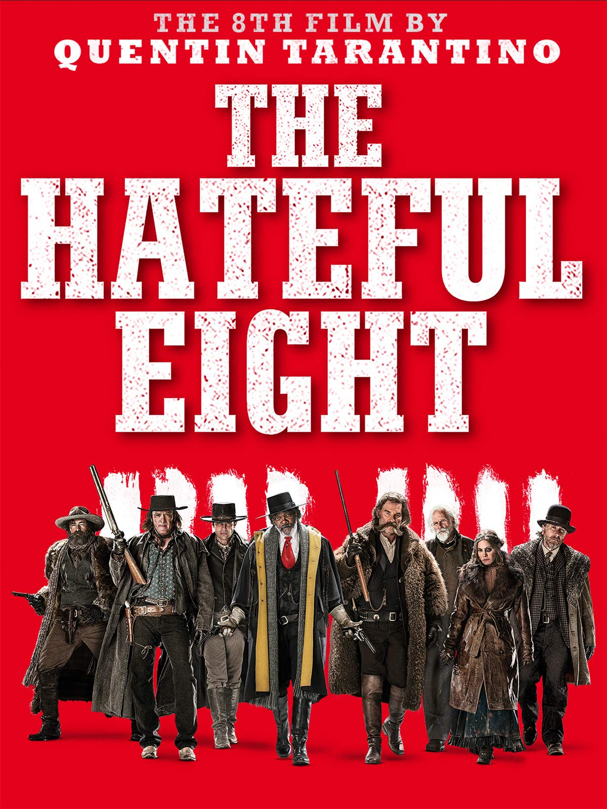 The Hateful Eight on Amazon Prime Instant Video UK
