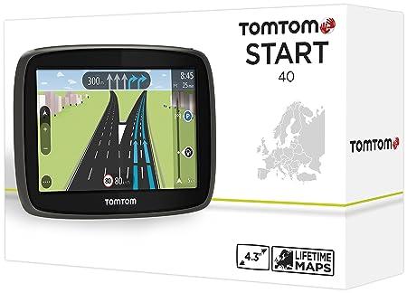 Резултат с изображение за TOMTOM START 40