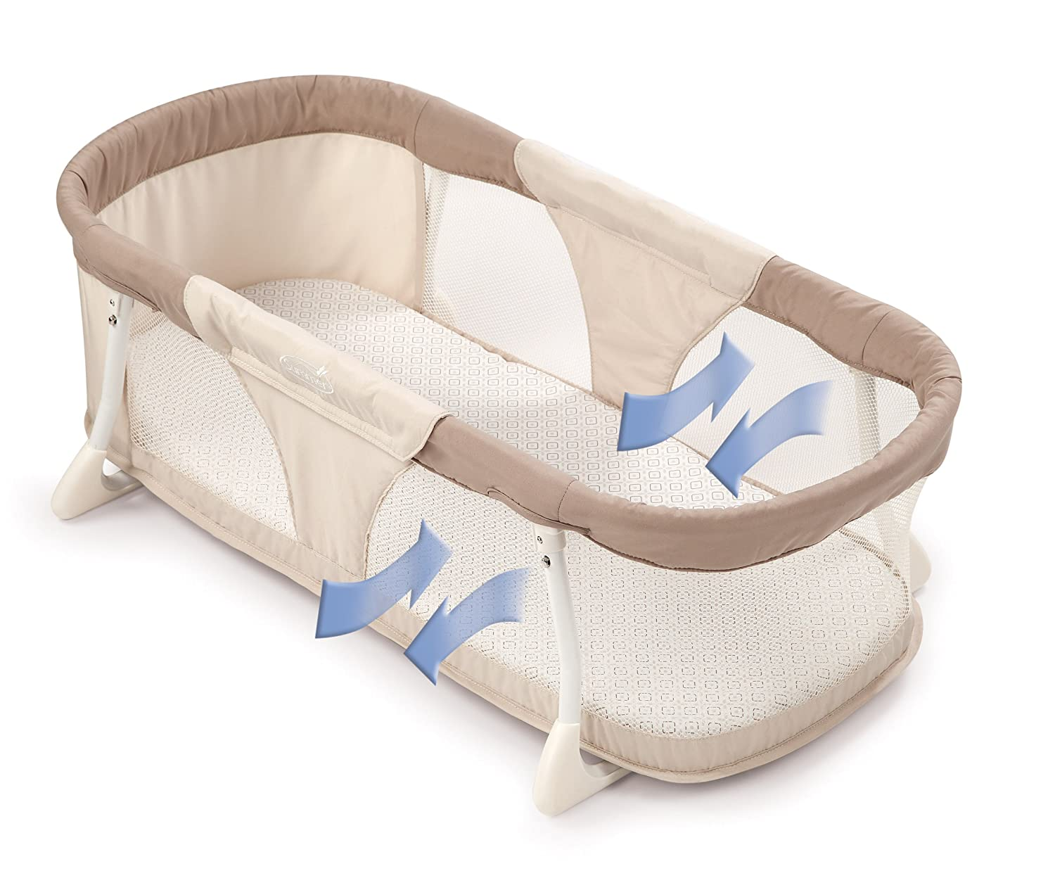 Baby bed pictures - Amazon Com Summer Infant By Your Side Sleeper Discontinued By Manufacturer Portable Bedding Baby