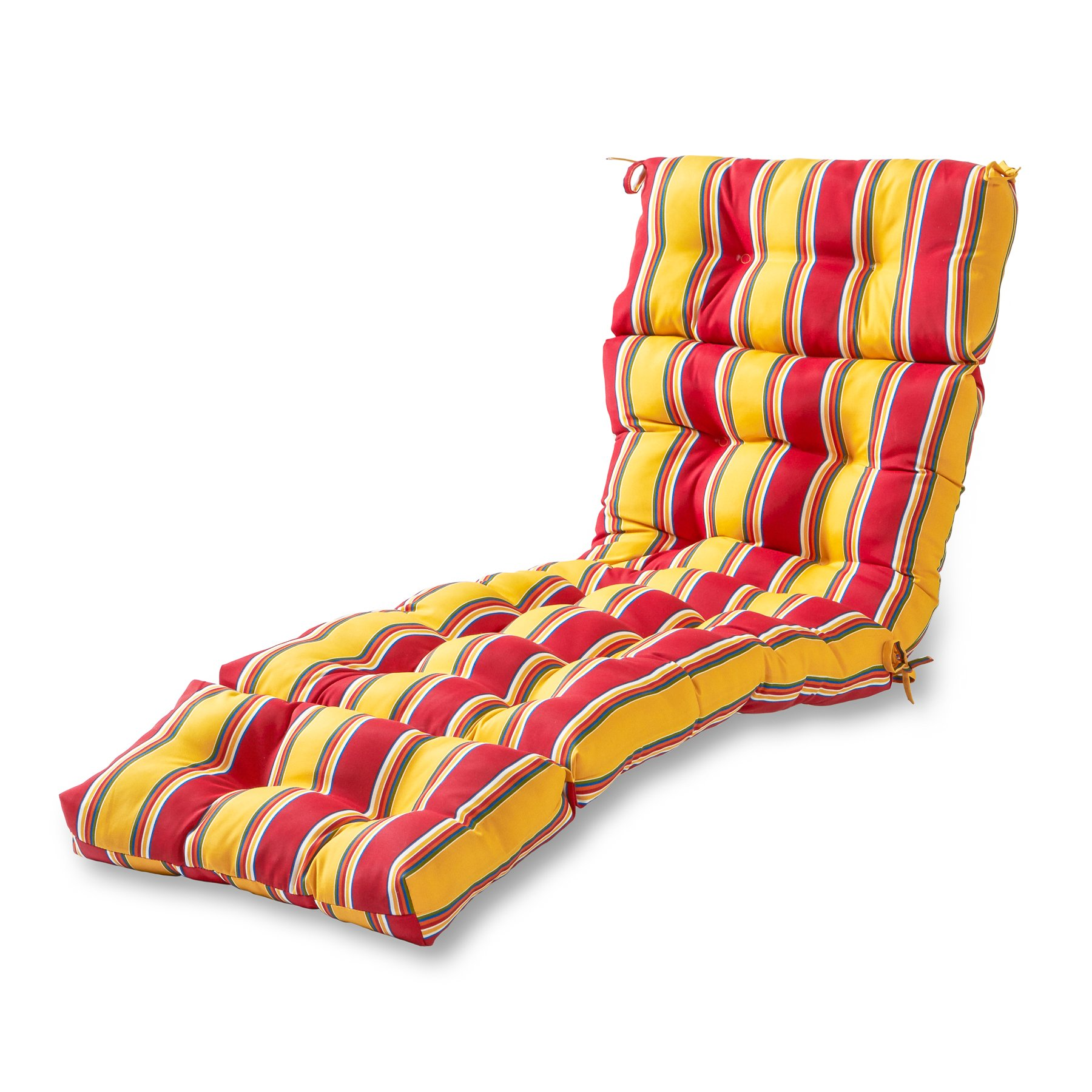 lounge chair cushion outdoor seat padding tufted mattress pool