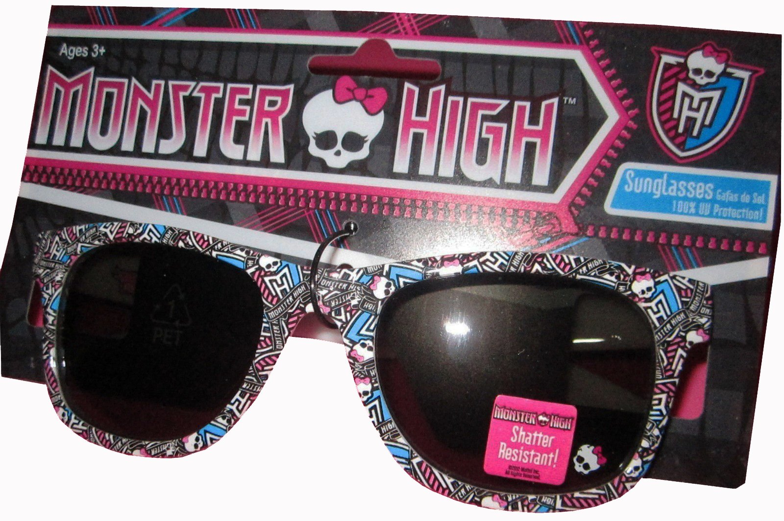 Monster High Sunglasses(Colors/Styles Vary) by Mattel