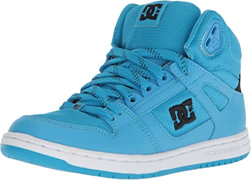 DC SHOES REBOUND WNT MULTI 2 BLACK WINTERIZED YOUTH KIDS TRAINERS