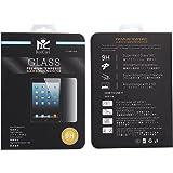 RoiCeil 液晶保護強化ガラスフィルム 硬度9H 超薄0.3mm 2.5D ラウンドエッジ加工 (ipad mini4)