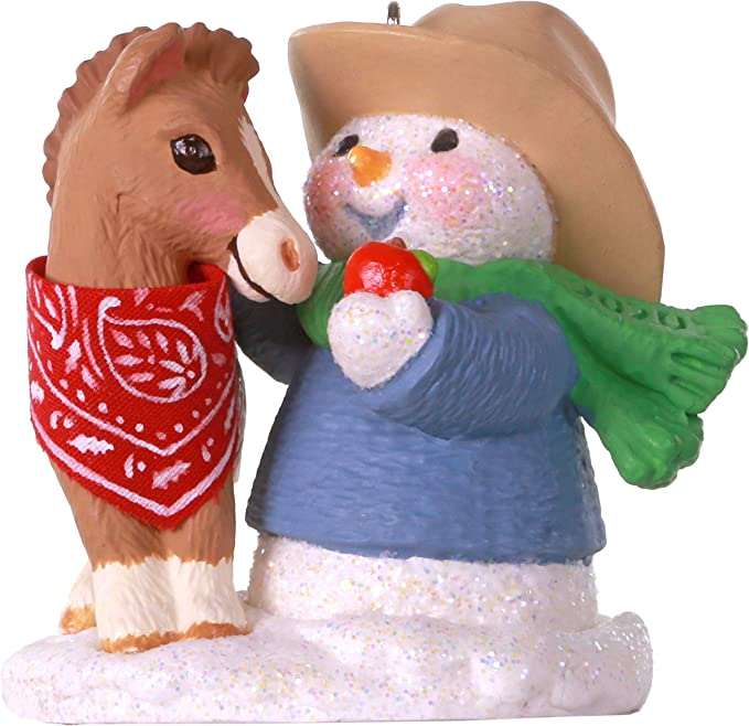 NEW Box Of 14 SNOWMAN /& ANIMAL FRIENDS CHRISTMAS CARDS Deer Fox Bunny GLITTER