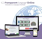 Transparent Language Online - Introduction to a Language of the World [Online Code]