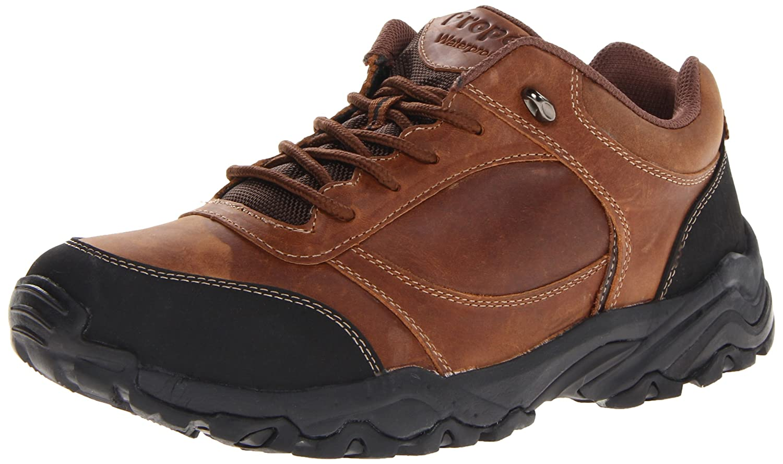 2b4357174ba Propet Men's Pathfinder Sneaker,Brown,8 3E US: Amazon.in: Shoes ...