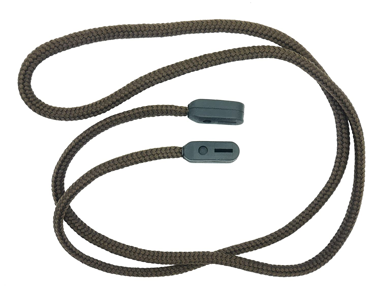 2b0d7bc3550 GoGrip Secure Glasses Cord - Spectacle Cord   Spec Lanyard - Brown   Amazon.co.uk  Clothing